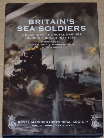 Britain's Sea Soldiers, by H.E. Blumberg